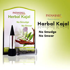 1 X Patanjali Natural Ayurvedic Herbal Kajal 3g Kohl Eye Liner Makeup No Smudge