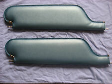 1966-67 skylark and GS   convertible new sun visors light blue