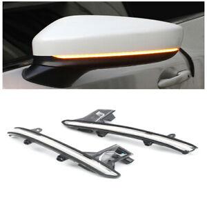 For Mazda CX-5 CX-8 CX-9 Car LED Dynamic Blinker Courtesy Turn Signal Light