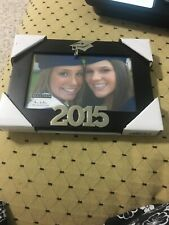 "New Malden 4""X6"" 2015 Graduation Photo  Frame Black"