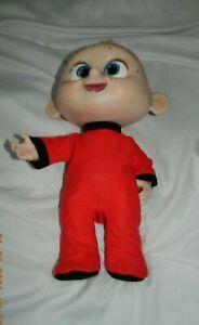 "Baby Jack Jack 14"" Interactive Toy   Disney Pixar Incredibles   Lights & Sounds"
