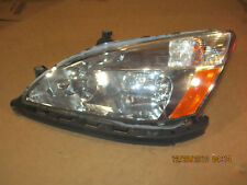 03 04 05 06 07 HONDA ACCORD LH LEFT DRIVER SIDE HEADLIGHT