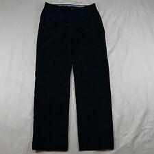 Polo Ralph Lauren 30 x 32 Navy Blue Corduroy Recent Classic Fit Cords Pants