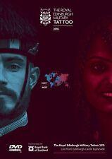 THE ROYAL EDINBURGH MILITARY TATTOO 2015 (DVD) (NTSC ALL REGIONS)