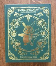Pokenatomy: An Unofficial Guide (Pokemon Anatomy Book) by Christopher Stoll