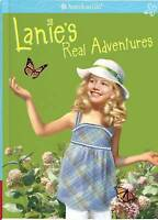 Lanie's Real Adventures (Girl of the Year (Quality))-ExLibrary