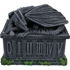 DRAGON TAROT BOX Wicca Altar Box witch craft witchcraft pentagram pagan wiccan
