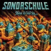 SONDASCHULE - LASS ES UNS TUN   CD NEU