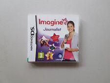 Imagine: Journalist (Nintendo DS, 2010) - European Version - Pre-Owned - VGC