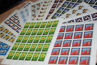 ** New Years ** MNH Full sheets - Collection - Russia