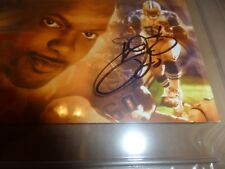 Dallas Cowboys Emmitt Smith Signed Post Card, PSA Certified & Slabbed - Awesome