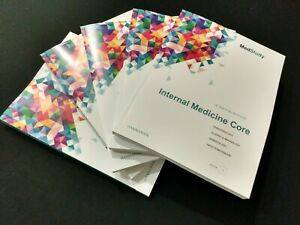 2019-2020 MedStudy Internal Medicine Core 18th Edition