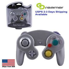 TTX Tech Classic Wired Controller for Nintendo Wii GameCube GC Silver