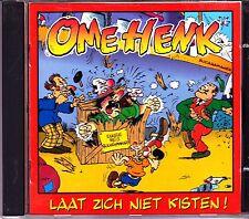 Ome Henk-Laat Zich Niet Kisten cd album