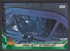Topps Star Wars - Rogue One Series 2 - # 78 Green Squad Parallel