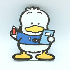 Vintage 1993 Sanrio Ahiru No Pekkle Duck Notepad Cute EUC