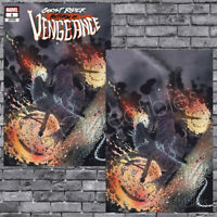 🔥 GHOST RIDER RETURN OF VENGEANCE #1 PEACH MOMOKO TRADE + VIRGIN VARIANT SET NM