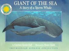 Giant of the Sea : The Story of a Sperm Whale Paperback Courtney