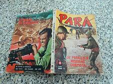 PARA' N.8 PONZONI 1970 MB/OTT TIPO DIABOLIK-GENIUS-KILLING-KIMBA-WAMPIR-ZATAN