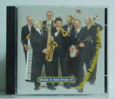 CD vieille ville Ramblers St. biliaires Shake It And Break It! Private hardstudios 2005