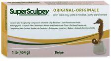 Super polimérica Sculpey Arcilla para modelar paquete 6lb (2.7kg) - individualmente en caja