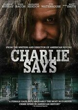 Charlie Says [New DVD] Widescreen