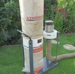 Axminster Dust Chip Extractor AWEDE2