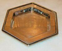 Good Looking Art Deco Trinket Tray By John Collyer & Co. Ltd c1920s/30s