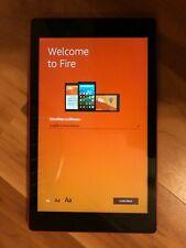 Amazon Kindle Fire HD 8 (6th Generation) 32GB, Wi-Fi, 8in - Tangerine-not Black