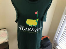 MASTERS GOLF ROAD TO AUGUSTA SHIRT AND HAT LOT 3 ITEMS