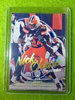 NICK CHUBB PRIZM Baker Mayfield 's RB #/275 SP BROWNS 2019 Panini Luminance GOLD