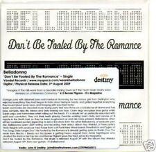 (306Q) Belladonna, Don't Be Fooled By The Romance DJ CD