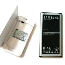 new e 100% Genuin Original Samsun GALAXY S5 SM-G900 i9600 Battery 2800mAH+Cradle