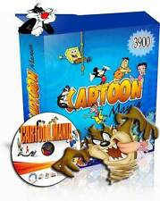 CARTOON MANIA 2015 edition vector collection eps clip art