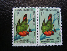 NOUVELLE CALEDONIE timbre yt n° 330 x2 obl (A4) stamp new caledonia