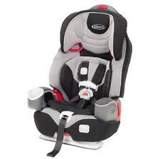 Gray Forward Facing Convertible Baby Car Seats 5 40lbs For Sale