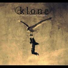 KLONE : The Dreamer's Hideaway (Black Vinyl) Doppel-LP  NEU u. OVP