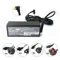 Original AC Adapter Charger For Sony Vaio Pro 11 13 Touch Ultrabook 10.5V 4.3A