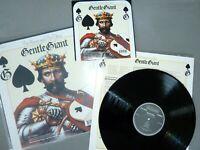 The power and the glory, Gentle Giant, LP (33U/min) + Maxi, Progressive Rock, nm