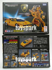 In Stock TAKARA TOMY Transformers Masterpiece MP-39 SUNSTREAKER G1 action figure