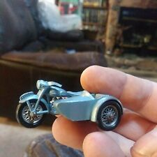 Matchbox #4C-2 Triumph Motorcycle with Sidecar by Lesney.