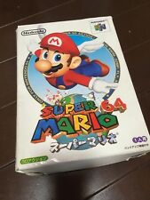 SUPER MARIO 64 Nintendo 64 Japan Import ver 34