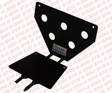2007-2009 Mustang Shelby GT500 Super Snake Removable Front License Bracket