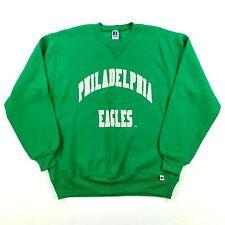 NEW NWOT VTG Philadelphia Eagles 1992 Russell Sweatshirt Deadstock Arch Logo