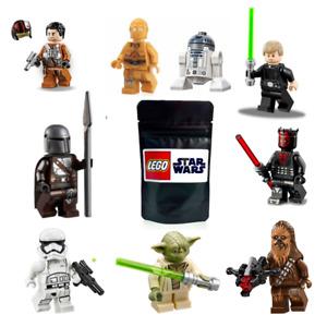 LEGO Star Wars Mystery Minifigure Blind Bag Genuine Brand New Starwars Minifig