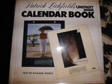 UNIPART PATRICK LICHFIELDS CALENDAR BOOK1982