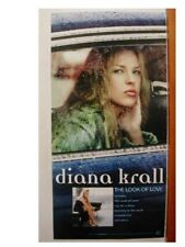 Diana Krall Poster The Look Of Love promo