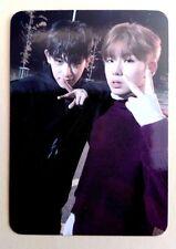 MONSTA X Mini 5th The Code Album Official Photocard De:Code - Wonho & Kihyun