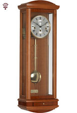 BilliB Abbeydale Mechanical Wall Clock with Westminster Chime in Yew