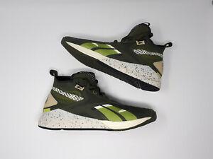 Reebok Nano X Unknown Men's Training Gym Shoe Sneaker FV6768 Poplar Green Black
